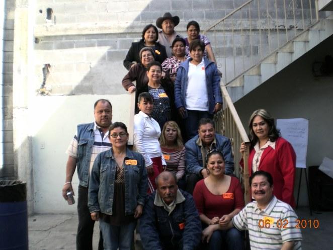 Taller equidad de género 2010 Monterrey